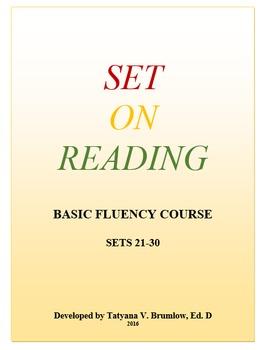 Set on Reading Part 3 Sets 21-30