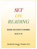 Set on Reading Part 4 Sets 31-40