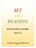 Set on Reading Part 5 Sets 41-50