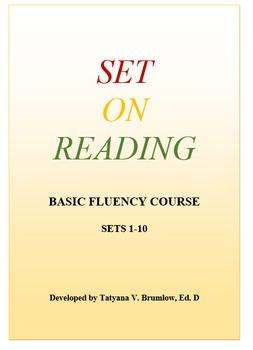 Set on Reading Part 1 Sets 1-10