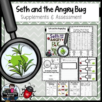 Seth and the Angry Bug - Supplements