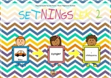 Setningslek 2 - morsomme setninger som engasjerer