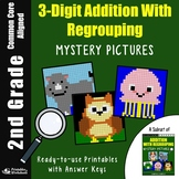 2nd Grade 3 Digit Addition With Regrouping