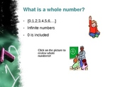 Sets and Whole Numbers
