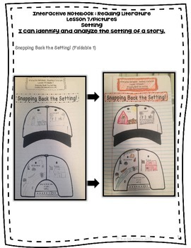 Setting Foldables for Interactive Notebooks