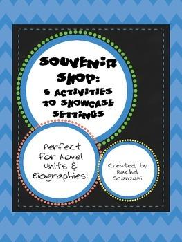 Setting Activities - Souvenir Shop