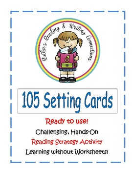 Setting Cards: 105 Different Settings