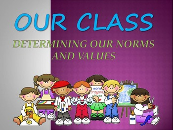 Setting Class Norms Expectations and Rules for Junior High