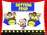 Setting Feud: Powerpoint Game