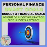 Personal Finance - Setting Financial Goals - SMART Budget Goals