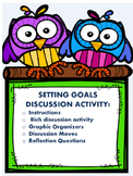 Advisory: Setting Goals Discussion game