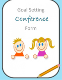Setting Goals at the Parent/Teacher/Student/Conference
