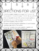 Setting Goals for the New Year - Great for Interactive Notebooks!