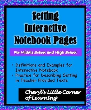 Setting Interactive Notebook