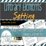 Setting: Literary Elements