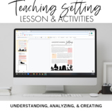 Setting, Mood, and Imagery Narrative Writing Mini-Unit