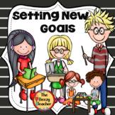 Setting New Goals Freebie