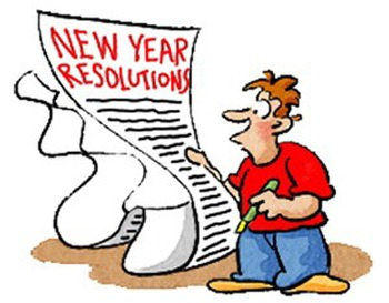 Setting New Year's Resolutions: A Humorous Alternative