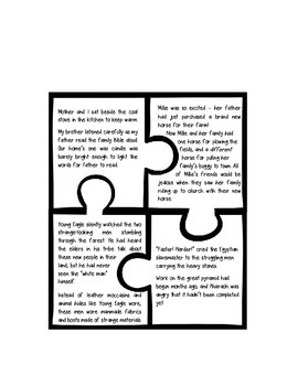 Setting Puzzles - Past