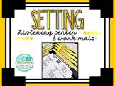 Setting - QR Listening Center and Work Mats