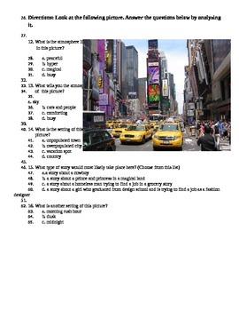 Setting Quiz