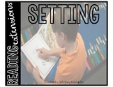 Setting (Reading Extensions - Story Elements)