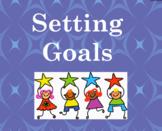 Setting Reading Goals Flipchart