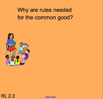 Setting Rules with Miss Nelson