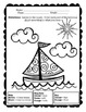 Setting Sail Glyph Listening Activity