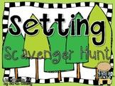 Setting Scavenger Hunt:  An Activity Kit