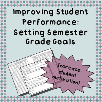 Setting Semester Grade Goals