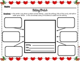 Setting Sketch - Aligned with Common Core Standards