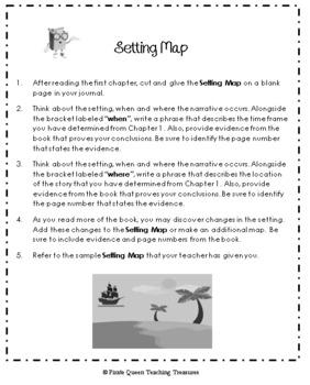 Setting: Teaching Resource FREEBIE!