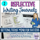 Setting Teens' Mind for Success - Reflective Journals for Teens Pack 2