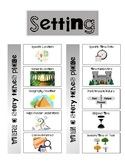 Setting - Time and Place Reference Guide
