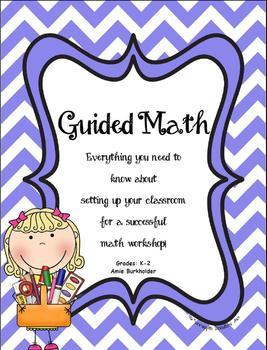 Setting Up Guided Math K-5
