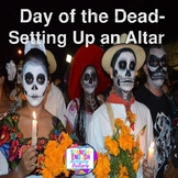 Setting Up an Altar for Day of the Dead