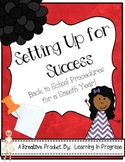 Setting Up for Success - Back to School Procedures