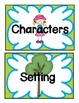 Setting and Character Story Elements