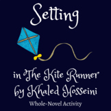 Setting and Place in The Kite Runner by Khaled Hosseini  