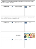 Setting identification worksheet to use with The Twin Club