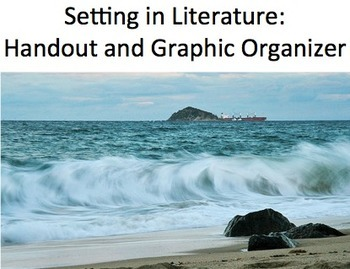 Setting in Literature: Handout, Graphic Organizer, and Activity