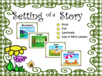 Setting of a Story