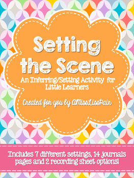 [ Setting the Scene ]  •• a making inferences game ••