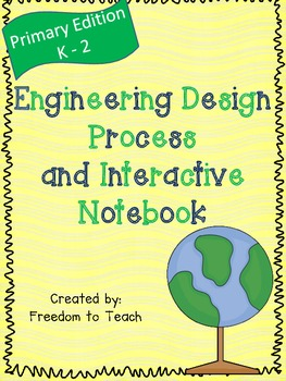Setting up Science Interactive Notebooks & Engineering Process K-2