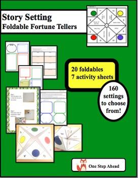 Settings - Fortune Teller Foldables