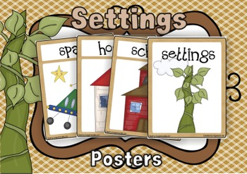 Settings Posters