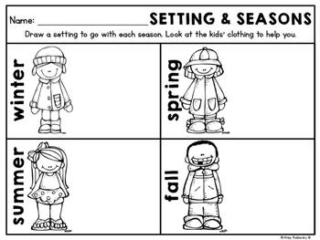 Settings and Seasons