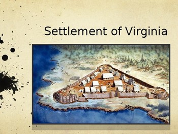 Settlement of Virginia