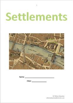 Settlements Booklet